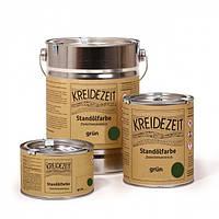 Стандолевая масляная краска полужирная / нижний слой / Zwischenanstrich grün, зеленый   2,5 l