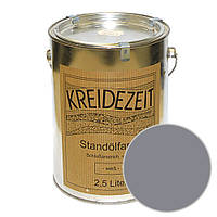 Стандолевая масляная краска полужирная / нижний слой / Zwischenanstrich taubenblau, сиреневая   0,75 l