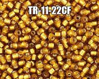Бисер круглый TR-11-22CF