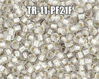 Бисер круглый TR-11-PF21F