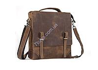 Универсальная сумка из кожи дикой лошади