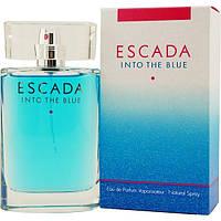 Масляные духи Into the Blue / Escada 10мл.