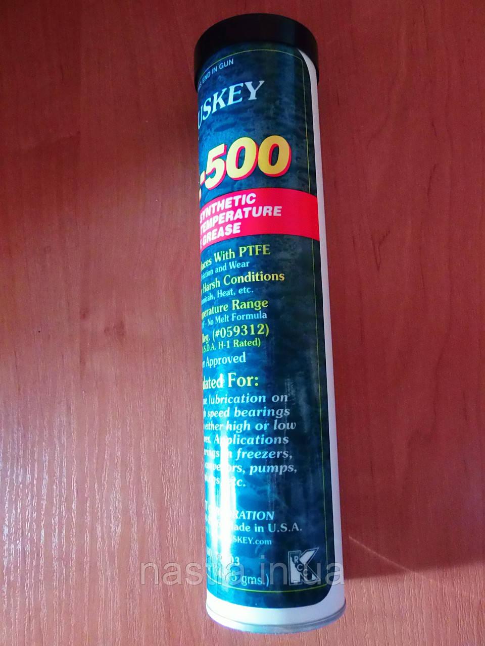 HTL-500 Силіконова змазка(-75 до 500 градусів), 368,5г