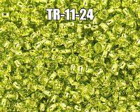 Бисер круглый TR-11-24