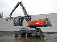 Перегружатель лома ATLAS 350 MH