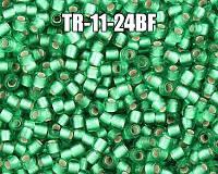 Бисер круглый TR-11-24BF