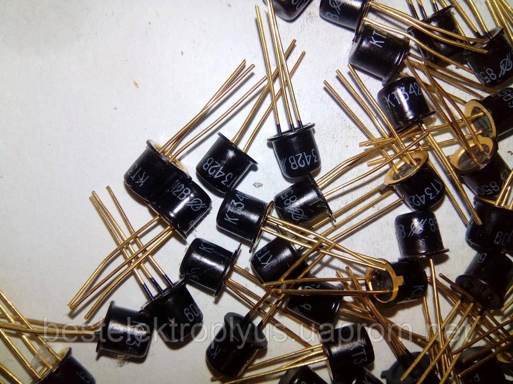 Транзистор КТ342