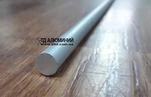 Круг алюминиевый 10мм / анод серебро
