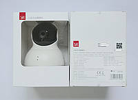 IP-камера Xiaomi YI Dome Camera 360° 1080P EU Edition White, фото 1