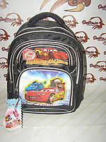 Детский рюкзак Gorangd черный (Тачки)