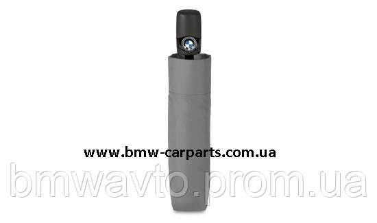 Складаний парасолька-автомат BMW Automatic Folding Umbrella Space Grey, фото 2