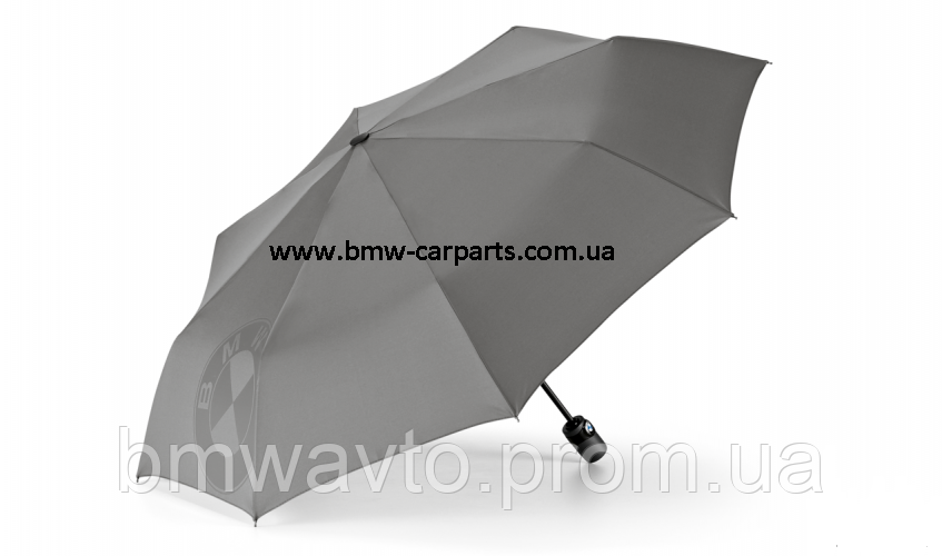 Складаний парасолька-автомат BMW Automatic Folding Umbrella Space Grey