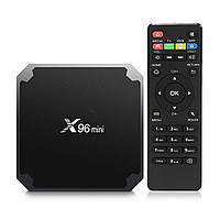 TV Box X96 Mini 2GB+16GB (Смарт ТВ Андроид)