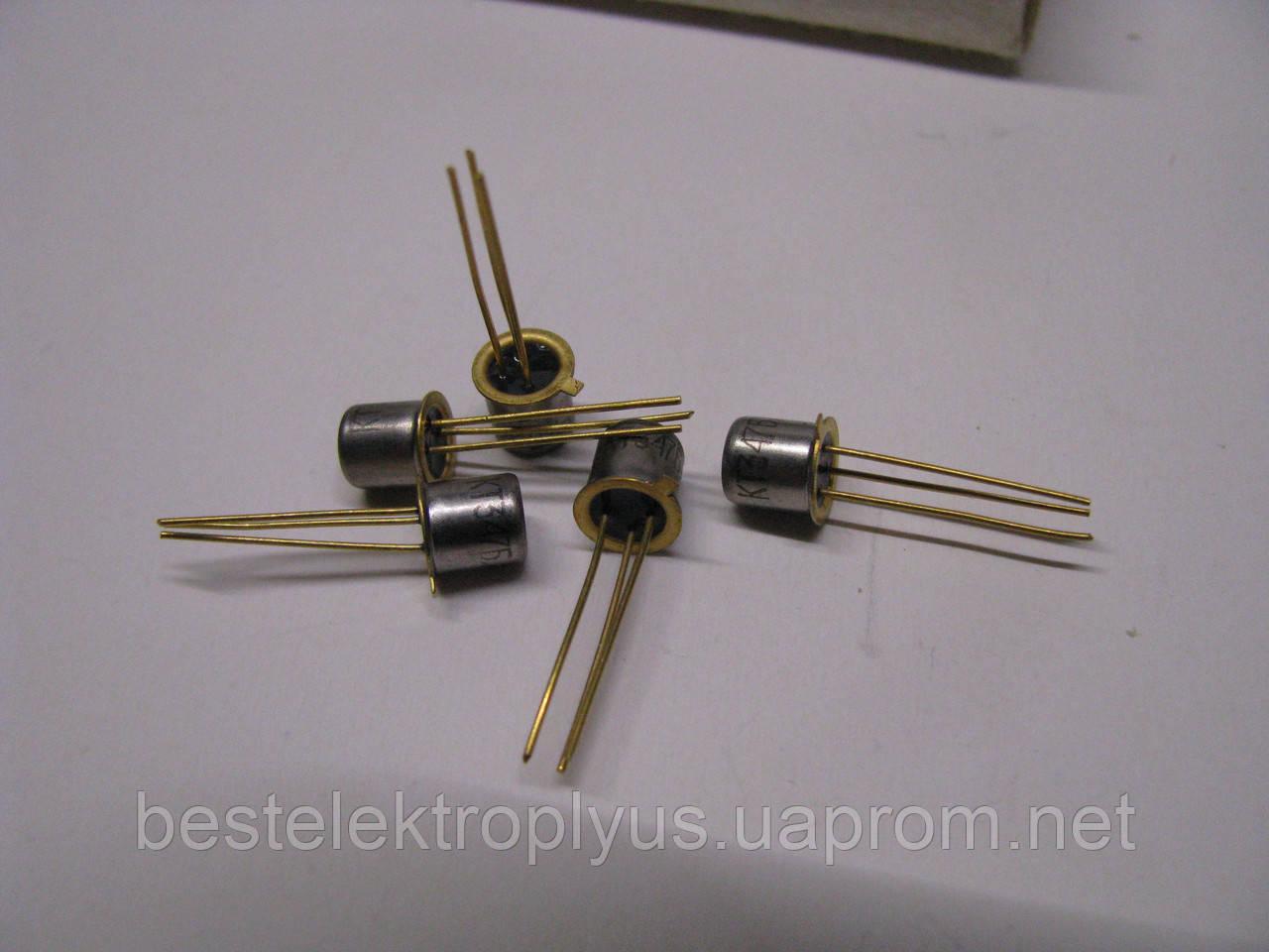 Транзистор КТ347