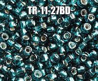 Бисер круглый TR-11-27BD