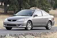 Лобовое стекло на Honda Civic (Седан) (2001-2005)