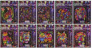 """Набор для творчества мозаика из кристаллов """"Crystal Mosaic """""""