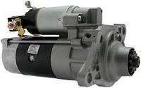 Стартер на гусеничный экскаватор SANY SY335C. Двигатель Isuzu 6HK1