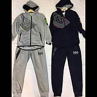Подростковые трикотажные спортивные костюмы оптом F&D