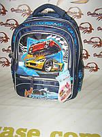Детский рюкзак Gorangd синий (Recing)