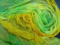 Женский шарф  легкая жатка  150*50 см