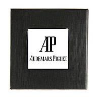 Черная подарочная картонная коробочка для наручных часов Audemars Piguet