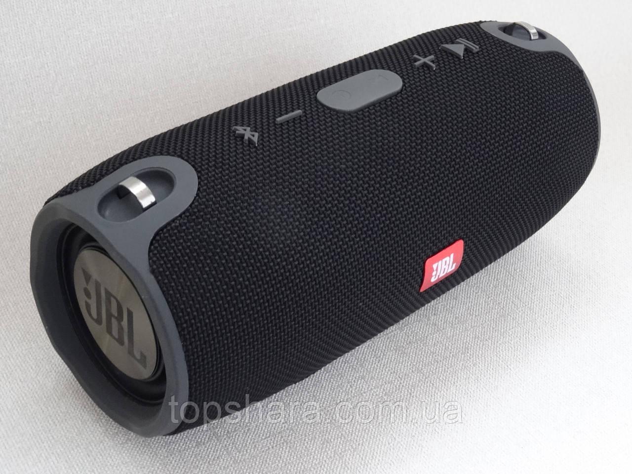 Колонка портативная Bluetooth JBL XTREME mini водонепроницаемая черная