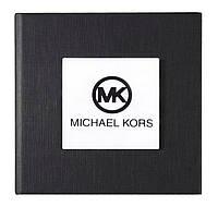 Черная подарочная картонная коробочка для наручных часов Michael Kors