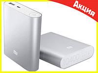 Портативное зарядное устройство Xiaomi Mi Powerbank 10400mAh павер банк, фото 1