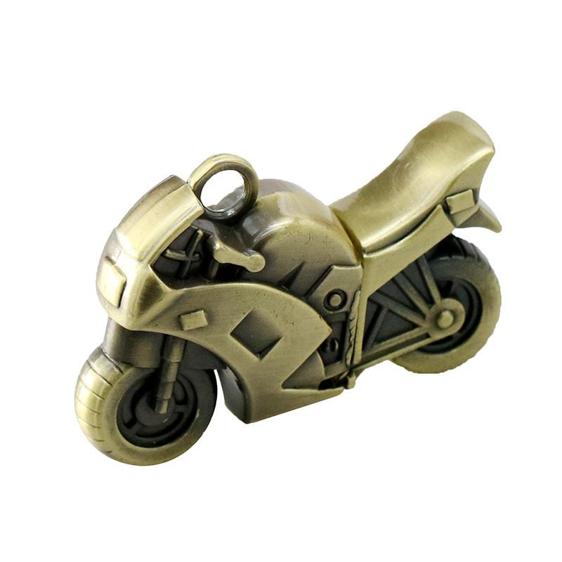 USB Флеш Мотоцикл 16gb Зелена