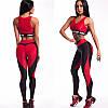 Женские спортивные лосины Red devil