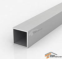 Труба алюминиевая квадратная 50х50х2мм АД31Т5 б.п.