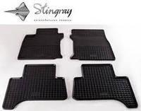 Коврики в салон Stingrey FIAT Scudo 16- (1+2)