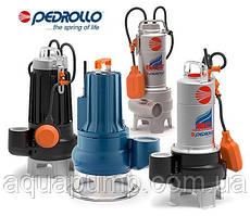 Перемотка электродвигателей дренажно-фекальных насосов Pedrollo