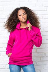 Кофта худи женская с капюшоном JHK T-shirt (Испания) повседневная одежда все размеры и цвета