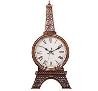 Часы настенные в виде Эйфелевой башни ( 475 х 200 )