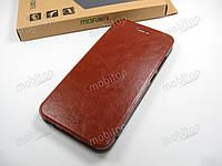 Кожаный чехол книжка MOFI Xiaomi Mi A1 / Xiaomi Mi5x (коричневый), фото 1