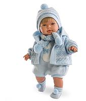 Испанская Кукла Мигуэль 42 см, озвученная llorens 42135