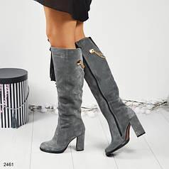 Женская обувь зима