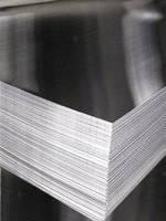 Лист нержавеющий 0,8(1,25х2,5) 4N+PVC AISI430