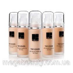 Шелковистая жидкая основа под макияж — Silk Liquid Make Up, 30 мл