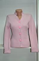 Женский свитер на пуговицах шерсть, фото 1