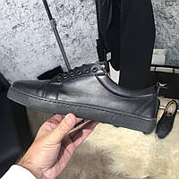 Christian Louboutin Louis Junior Men's Flat Black