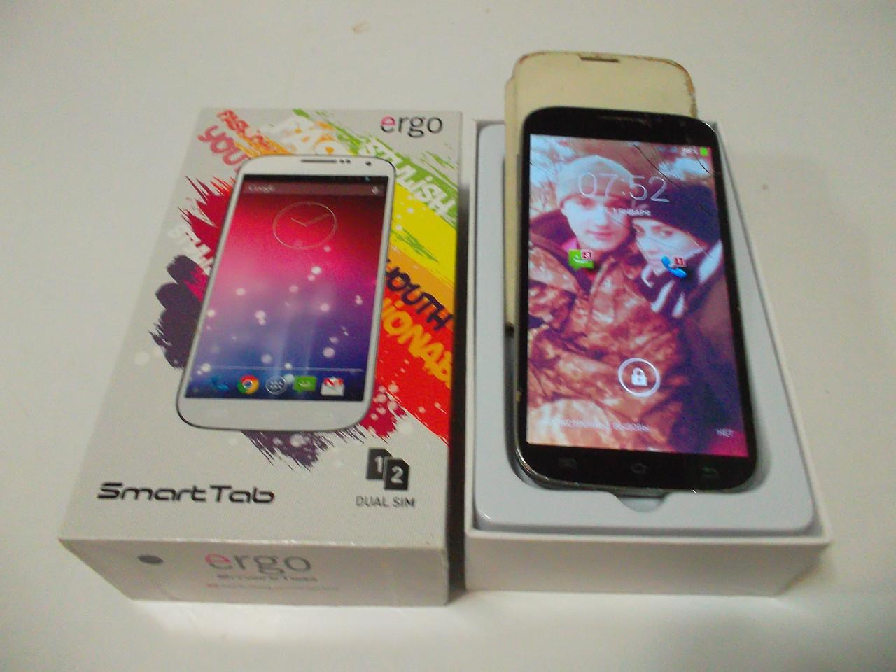 Мобильный телефон Ergo Smart tab 3g 5.04 №3959