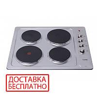 Варочная поверхность Ventolux HE 604 INOX 1 (электрическая)