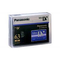 Видеокассета MiniDV AY-DVM63PQ Professional