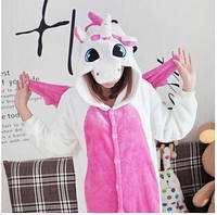 Кигуруми Единорог бело-розовый Kigurumi 993a5360a7a43