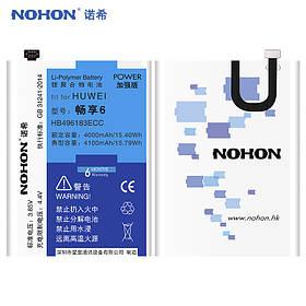 Аккумулятор Nohon для Huawei NCE-AL00 (ёмкость 4000mAh)
