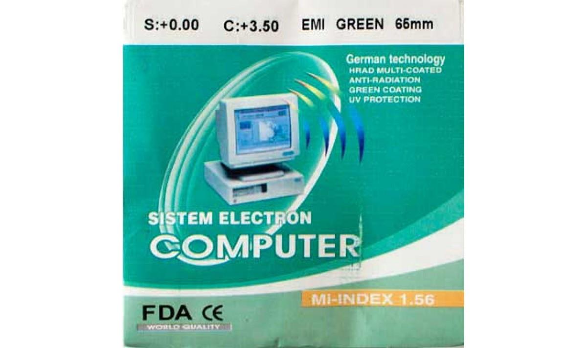 Полимерная линза Sistem Electron Computer