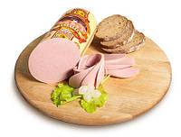 """Белорусская вареная колбаса """"Молочная люкс"""", высший сорт"""